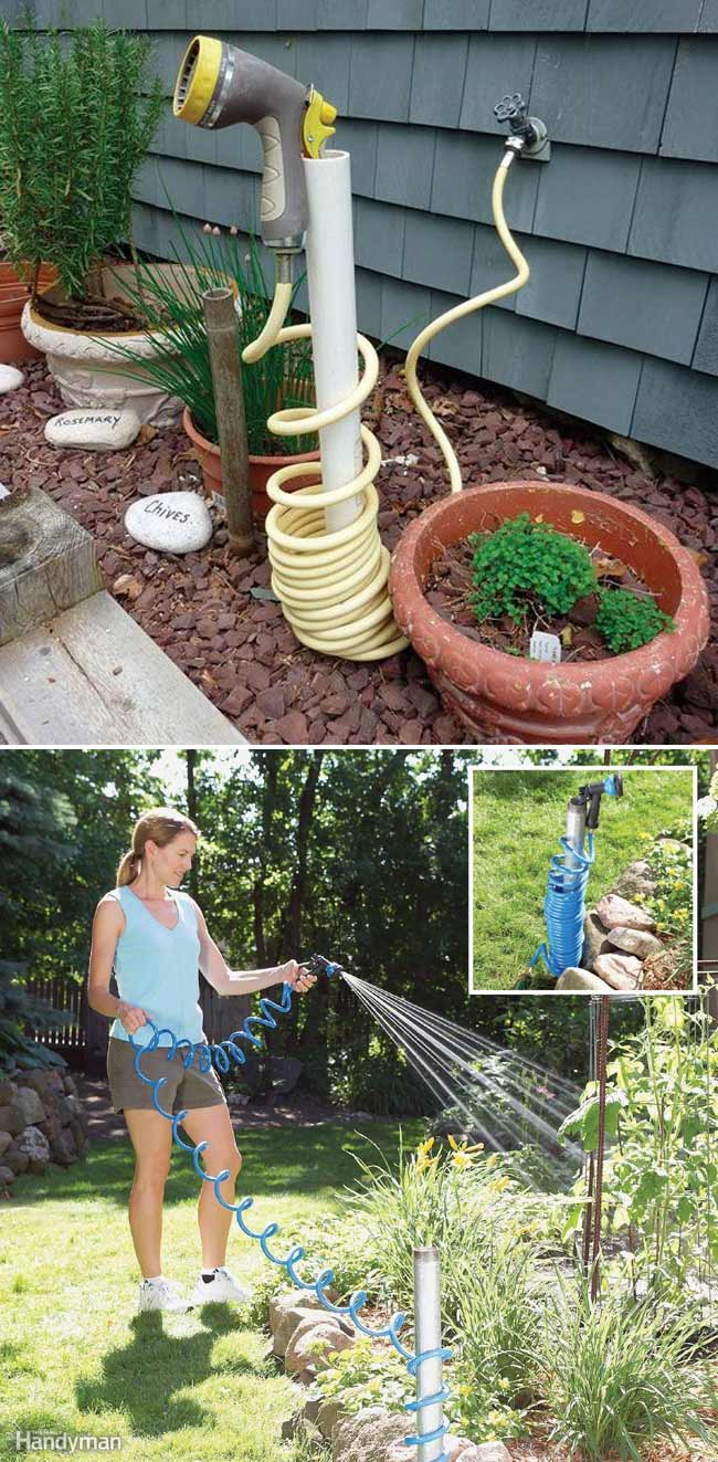 Diy Pvc Pipe Projects Make Your Gardening More Easier