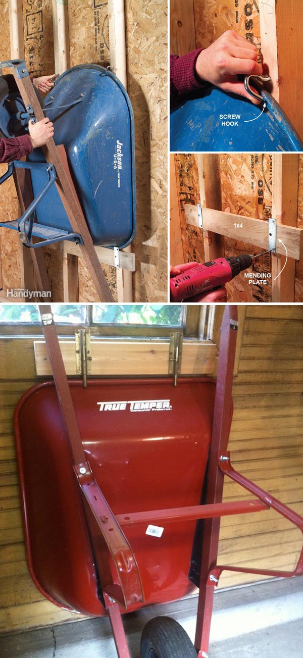 20 Clever And Money Saving Garage Hacks Lazytries