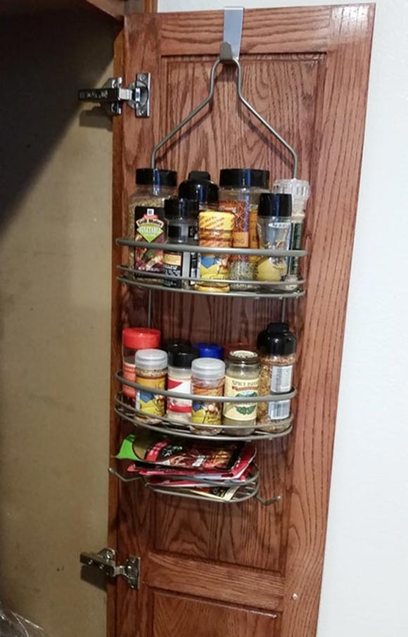15 Genius Tips For Creating Hanging Pantry Storage Lazytries