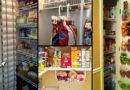15 Genius Tips for Creating Hanging Pantry Storage