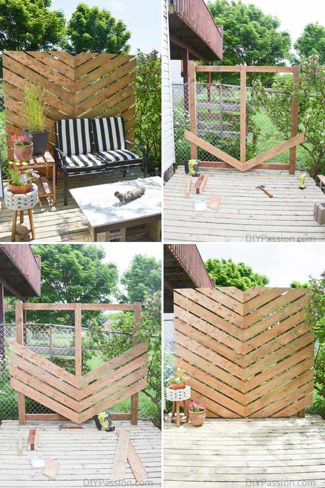 20 Cool Ideas for Getting Privacy in Summer Patio and Yard ...